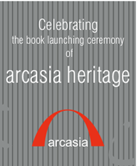 ARCASIA Heritage book launch