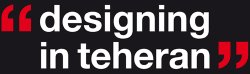 Designing in Tehran logo