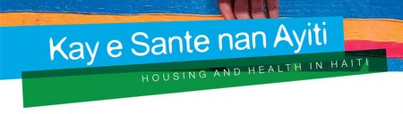 Creole for Housing and Health in Haiti competition banner
