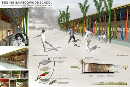 Bamboowood School