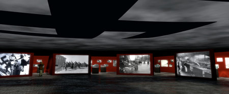 The Second World War Museum Design competition, Poland